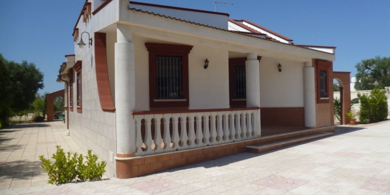 villa in vendita francavilla fontana nuova costruzione