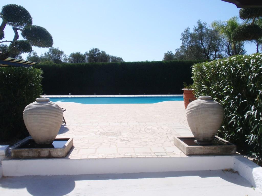 Villa in vendita con piscina in puglia francavilla fontana - Piscina francavilla fontana ...