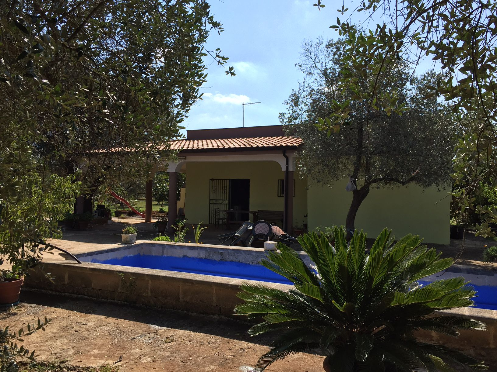 Villa in vendita francavilla fontana uliveto e piscina - Piscina francavilla fontana ...