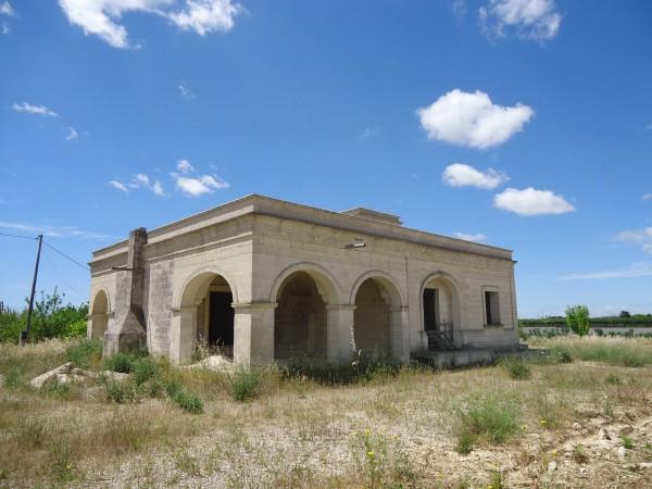 Villa padronale in vendita in Puglia, con volte a stella