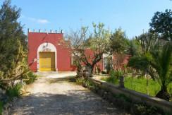 Ampia villa in vendita con terreno Francavilla Fontana