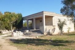 Casa in campagna in vendita Francavilla Fontana, terreno uliveto