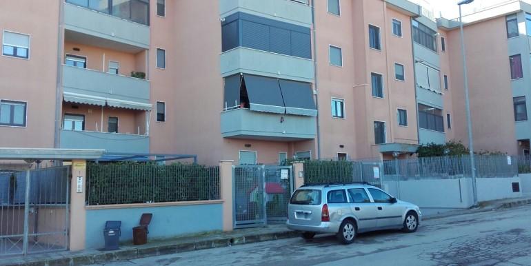 Appartamento in vendita Francavilla Fontana 3 vani e servizi, box auto