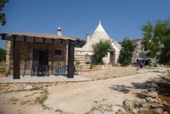 Trulli in vendita in Puglia a Martina Franca, ristrutturati