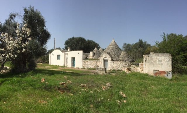 Trulli e lamie ristrutturati in vendita in Puglia, Ceglie Messapica