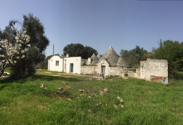 Trulli e lamie ristrutturati in vendita in Puglia