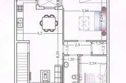 appartamento nuova costruzione vendita francavilla fontana piano primo