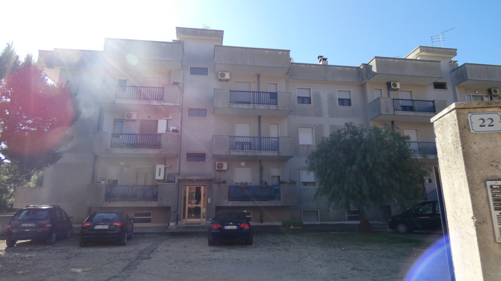 Appartamento in vendita 4 vani e doppi servizi