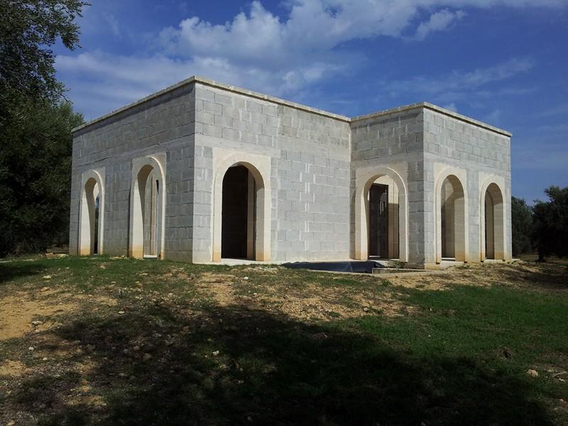 Villa rustica di campagna in vendita con uliveto, VILLA LE TERRAZZE