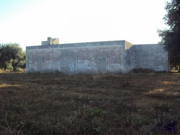 Casolare in vendita in Puglia con uliveto, CASINA MARE