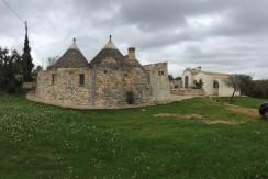 Trulli ristrutturati in vendita Ceglie Messapica Puglia