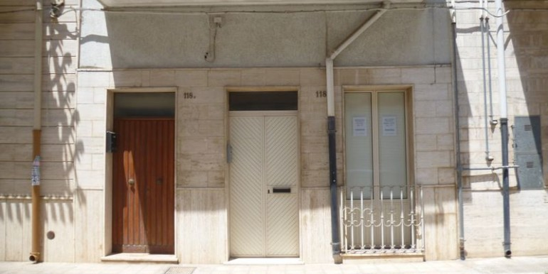 Appartamento abitabile in vendita Francavilla Fontana, piano terra