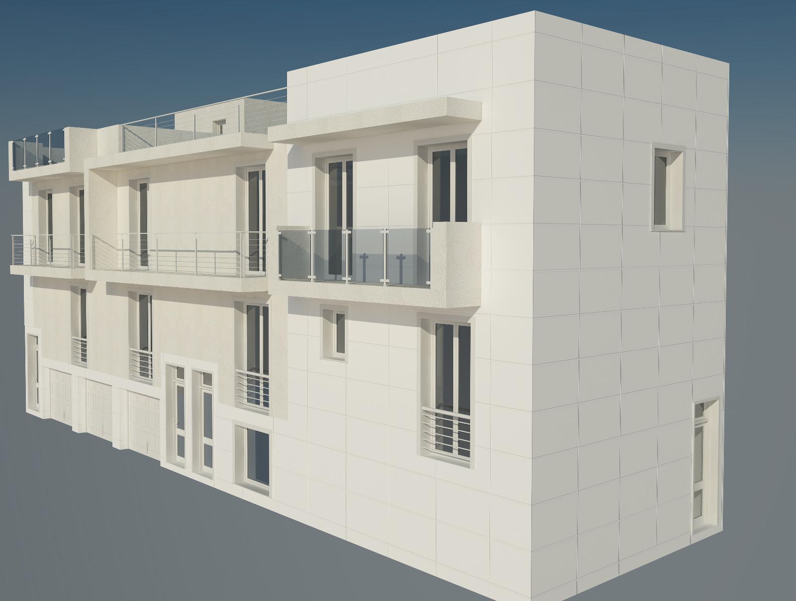 Appartamenti nuove costruzione in vendita, da 3-4 vani e servizi