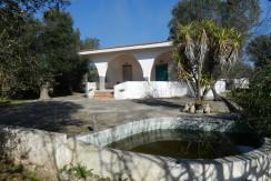 Villa in vendita a Francavilla Fontana, con terreno