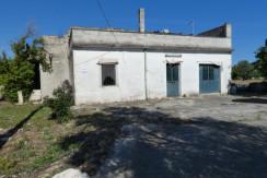 Casa in campagna vendita Francavilla Fontana, terreno seminativo