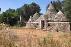 Trulli in vendita in Puglia a Francavilla Fontana, con uliveto