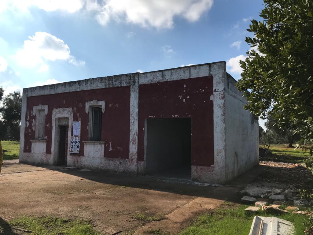 Casa di campagna in vendita in Puglia, volte a stella