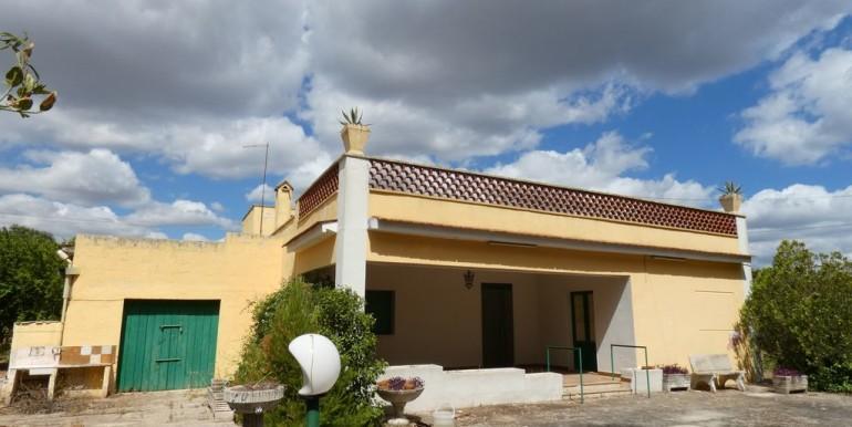 Villa in vendita a Francavilla Fontana, con garage e pineta