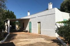 Casa di campagna in vendita Ceglie Messapica, uliveto e frutteto