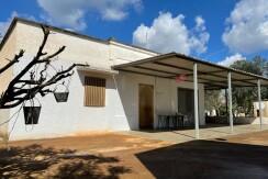 Casa di campagna in vendita Ceglie Messapica, frutteto e uliveto