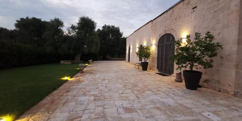 Villa padronale con piscina in vendita, Ceglie Messapica