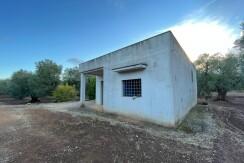 Casa di campagna in vendita con terreno, Francavilla Fontana
